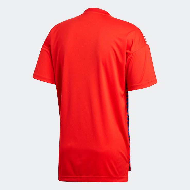 4216e2653 Outstanding Adidas 2018 World Cup Pre-Match Jerseys Released ...