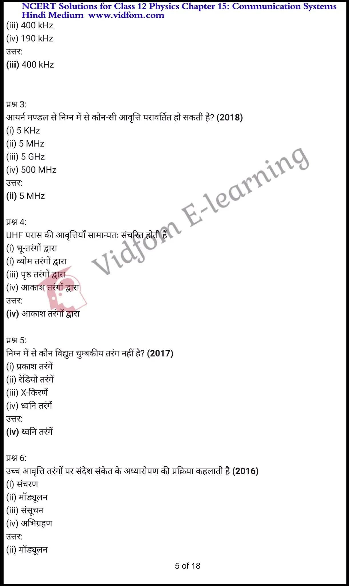 class 12 physics chapter 15 light hindi medium 5