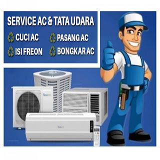 Jasa Pasang & Service AC Ambon, Maluku