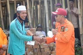 Bupati Kabupaten Lampung Tengah Loekman Djoyosoemarto mengawali kunjungan kerjanya