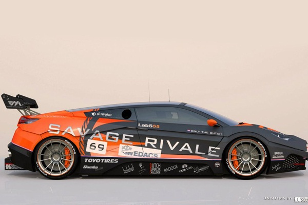 2012 Savage Rivale GTR
