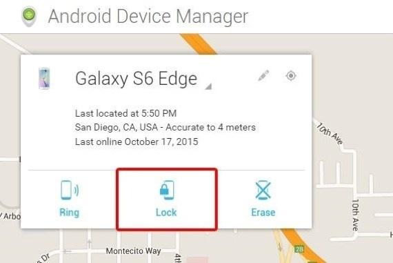 إلغاء قفل هاتف Android بدون رمز PIN
