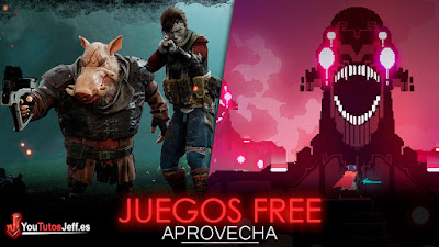 Descarga Gratis Mutant Year Zero: Road To Eden y Hyper LightDrifter para PC