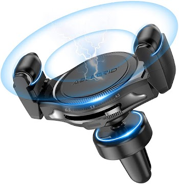 80% off ABLEGRID Wireless Car Charger