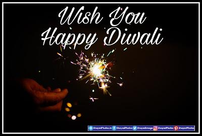 Happy Diwali Wishes Image HD
