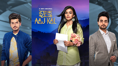 Poster Of Ishq Aaj Kal Season 01 2019 Watch Online Free Download