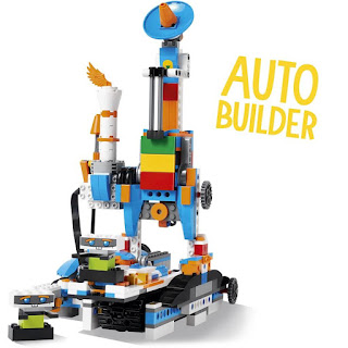 Lego Boost Creative Kit 17101 Auto Builder Review