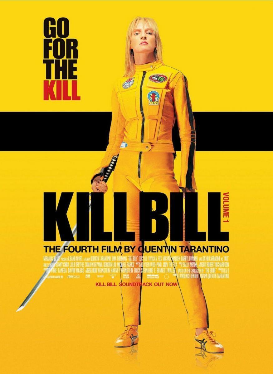 Download Kill Bill Vol 1 (2003) Full Movie in Hindi Dual Audio BluRay 720p [870MB]