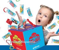 Logo Concorso ''Gratta e vinci Didò'' : vinci 1300 Gift Box da 100 pezzi ciascuna!