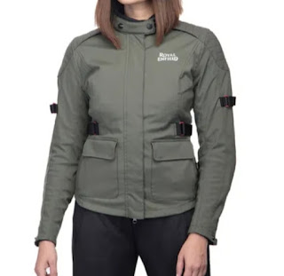 All weather riding jacket for women