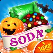 لتحميل لعبة كاندي كراش صودا سيجا Candy Crush Soda Saga APK برابط مباشر مجانا