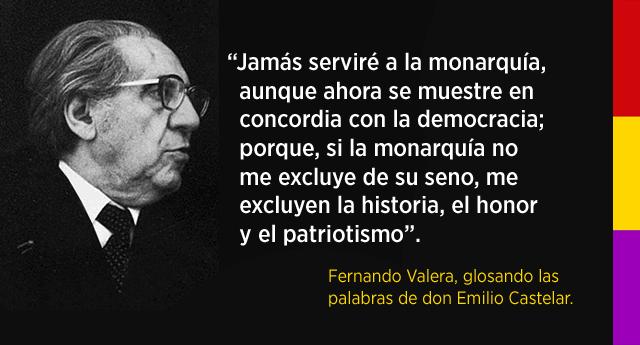 Fernando Valera: Nosotros, los republicanos