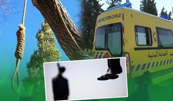 العثور على جثة شخص معلقة في عمود كهربائي بالزبوجة
