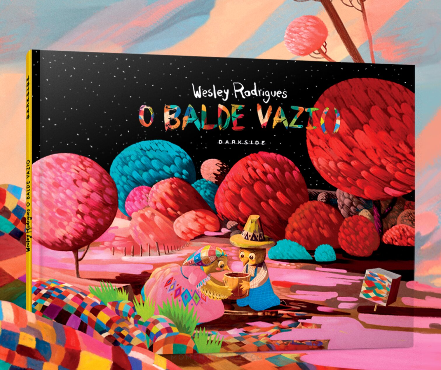 Resenha: O Balde Vazio, de Wesley Rodrigues