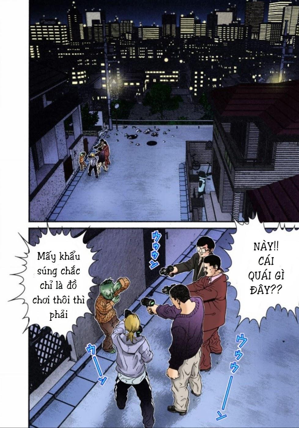 Gantz Chap 08: Tàn sát trang 2