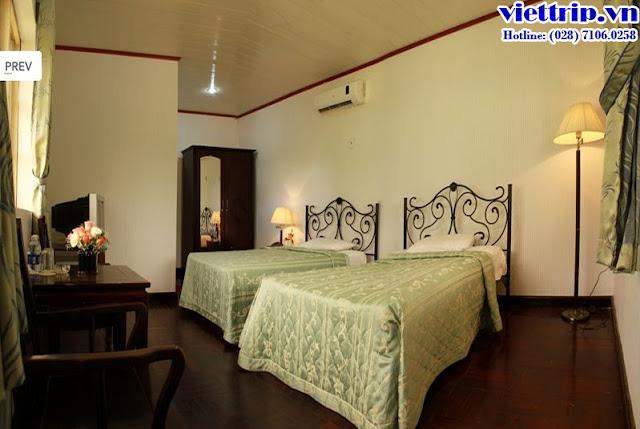 Phòng ngủ tinh tế tại Paradise Vũng Tàu