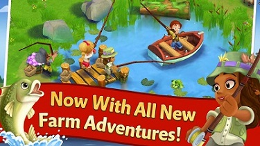 Download game android mod FarmVille 2 Country Escape apk