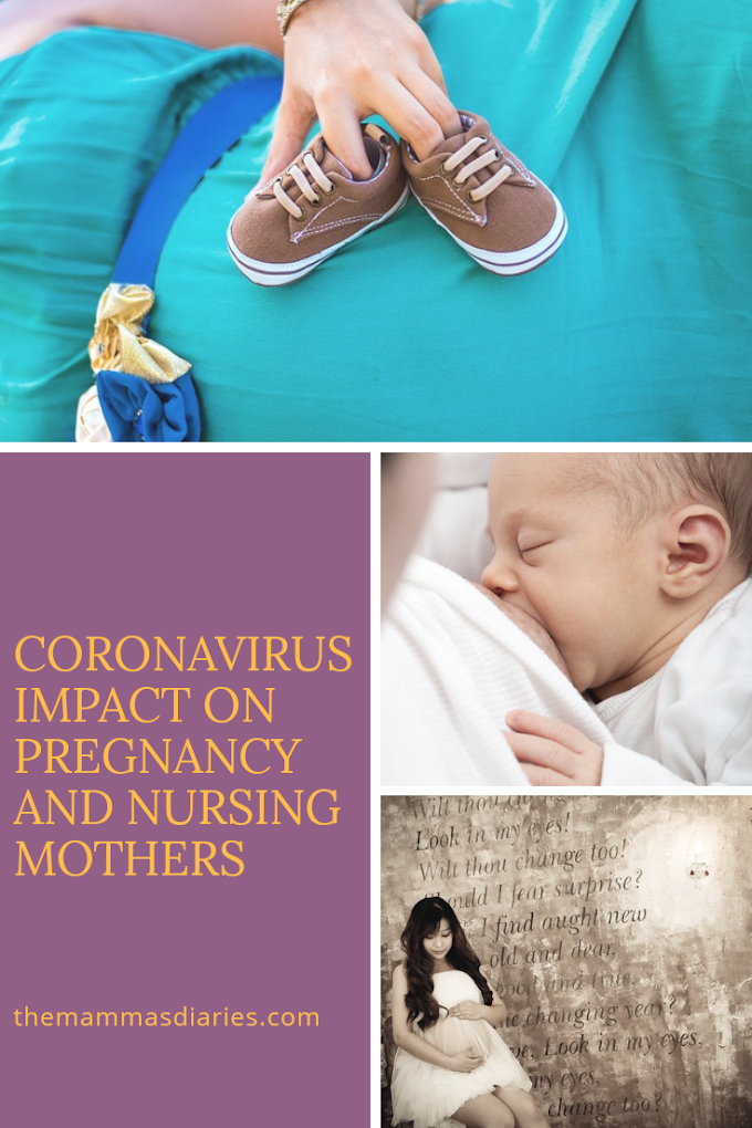 CORONAVIRUS: INFORMATION CONCERNING PREGNANCY AND BREASTFEEDING MUMS