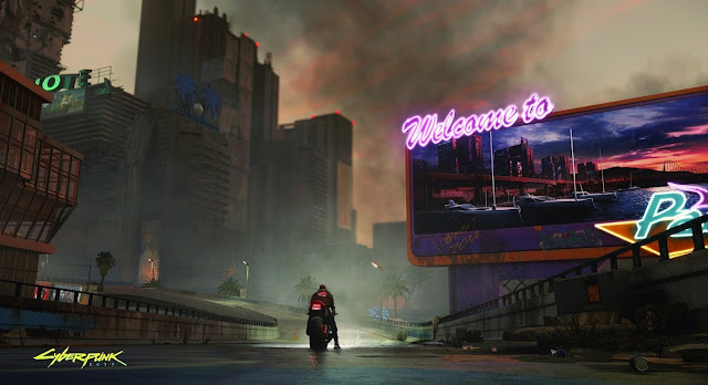 Watch Dogs Legion and Cyberpunk 2077 Games