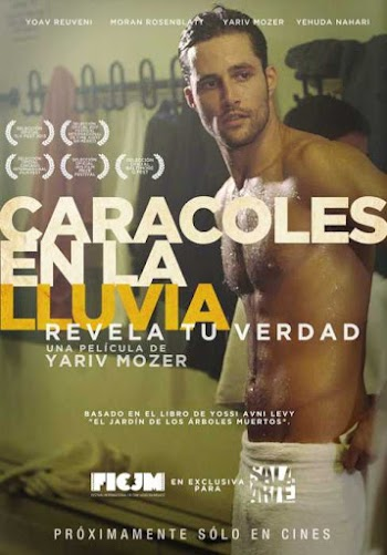 Caracoles En La Lluvia - Snails in the Rain - PELICULA - 2013