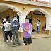 Nicaragüenses varados entre Guatemala y Honduras siguen su marcha a casa.