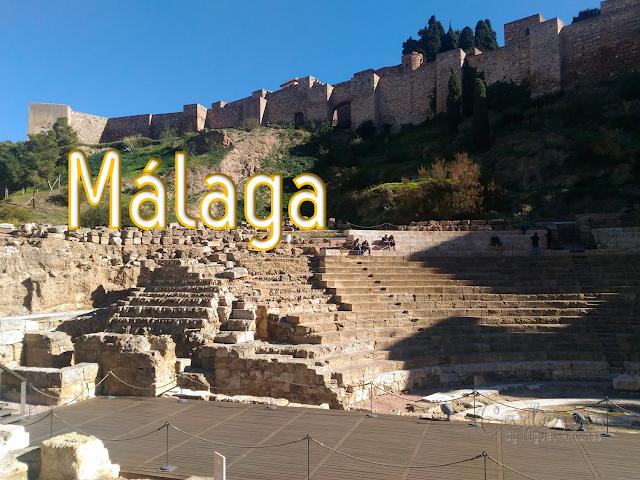 9 apontamentos para visitar Málaga