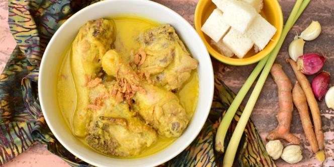 Oppor Ayam Lebaran