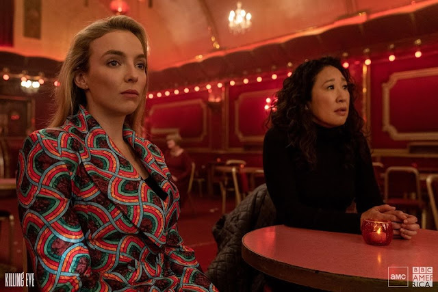 Killing Eve - dupla obsessão -terceira temporada