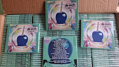 Candy Apple Blue Second Sight Compact Disc B