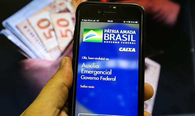 Auxílio emergencial começa a ser paga em 16 de abril