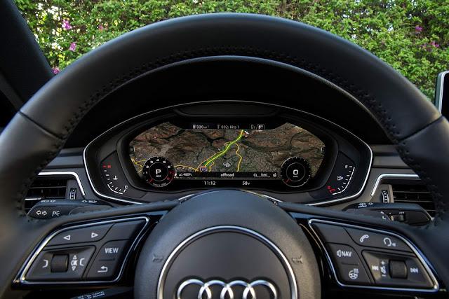 Novo Audi A4 2018