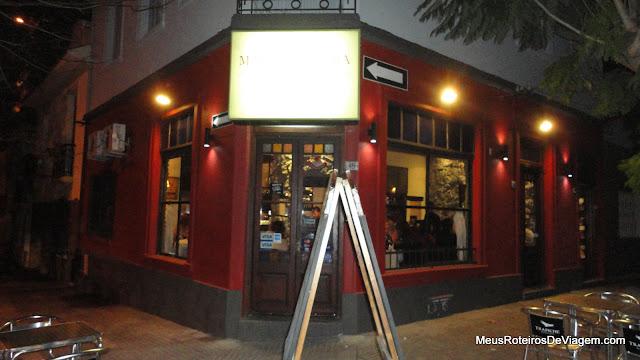 Restaurante Mamma Nostra - Montevidéu, Uruguai