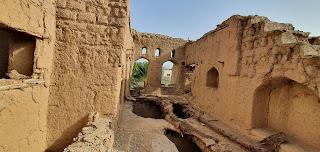 بيت الصباح / بركة الموز  Al-sabah house