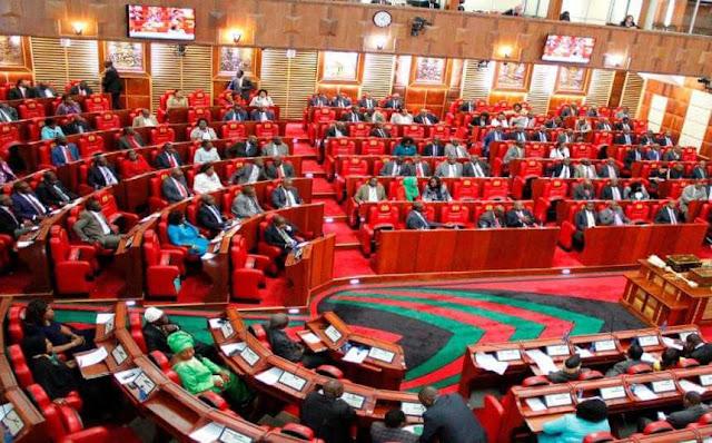 Parliament in Kenya photo
