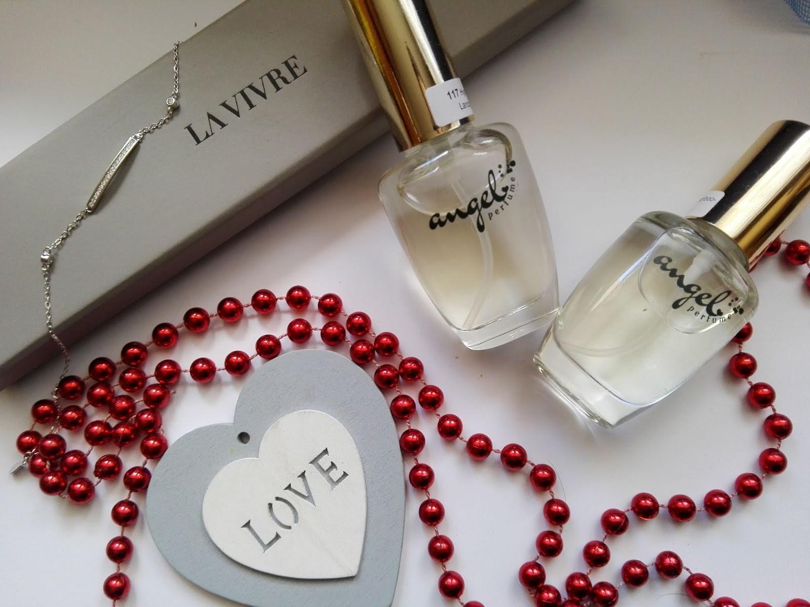 Angelowe perfumy lane - moje wiosenne wybory