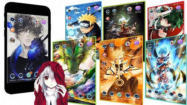 wallpaper de animes apk