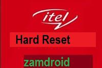 Itel A32F Hard Reset