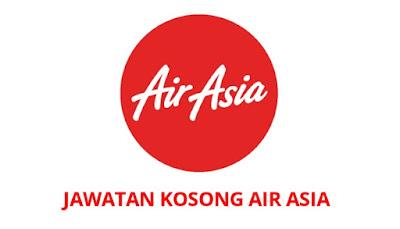 Jawatan Kosong Air Asia 2019