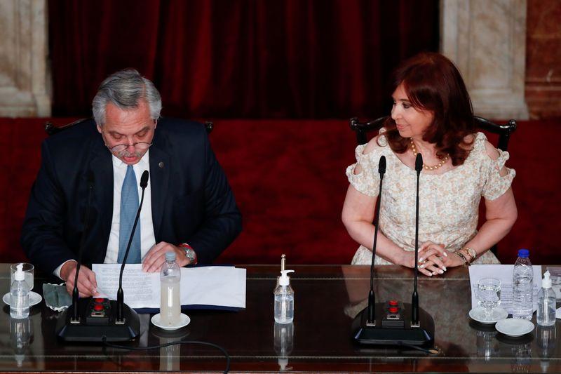 Asamblea Legislativa: Los principales proyectos que pidió sancionar el presidente Alberto Fernández