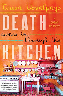 Death Comes in through the Kitchen (Author Interview)