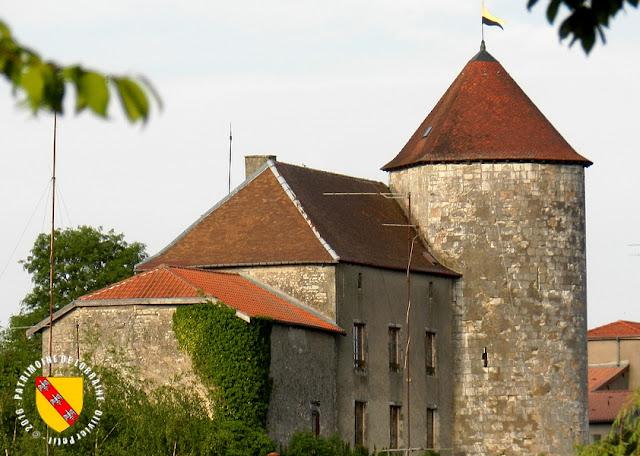 GONDRECOURT-LE-CHATEAU (55) - Le château