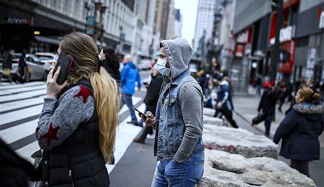 Más del 90% puede tener coronavrus en Estados Unidos según The New York Times