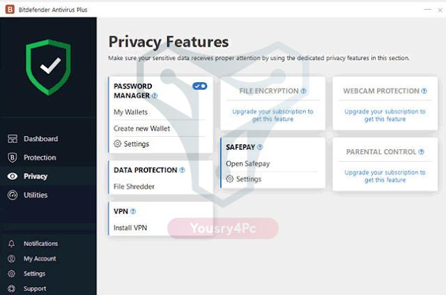 تحميل برنامج Bitdefender Antivirus Plus أفضل برنامج حماية من الفيروسات