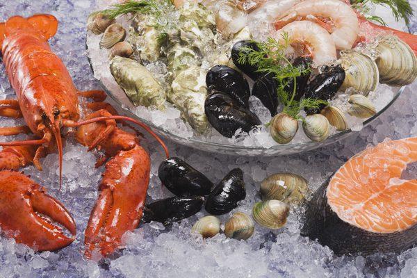 Makanan Laut Dan Kolesterol