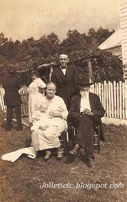 Jollett Reunion 1925 https://jollettetc.blogspot.com