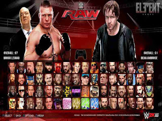WWE 2K16 Game Download Highly Compressed