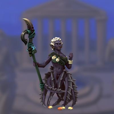 Sagarassi, Sea Witch of Krynn