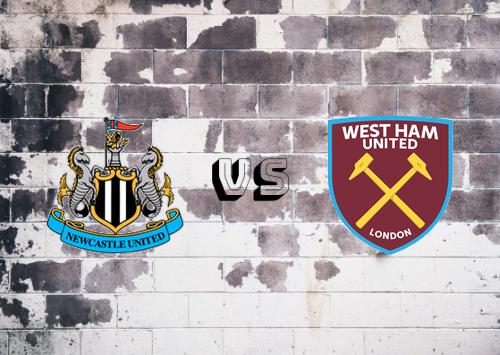 Newcastle United vs West Ham United  Resumen