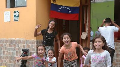 Unicef impulsa el acceso de niños venezolanos a la escuela en Perú