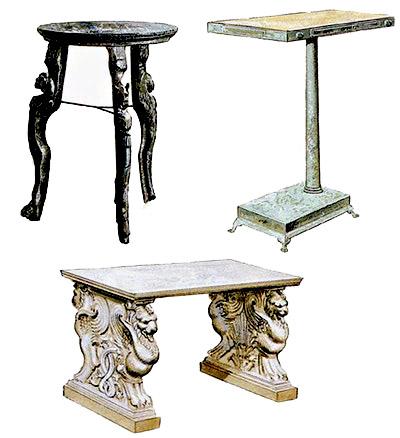 Triangolo Export Sedie Usate.Tavolini Romani Romanoimpero Com
